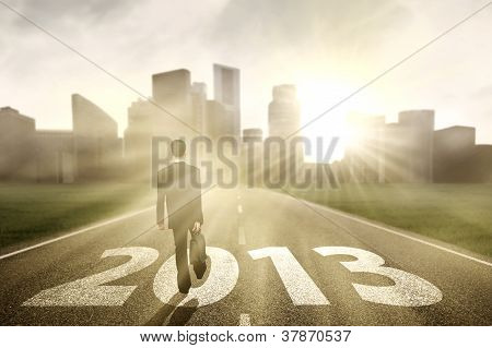 Businessman-2013-road-journey