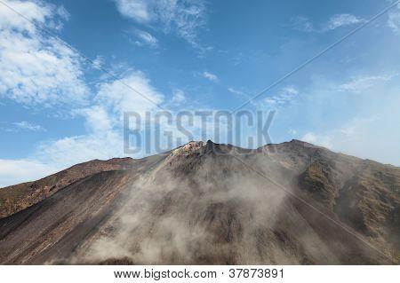 Stromboli Volcano
