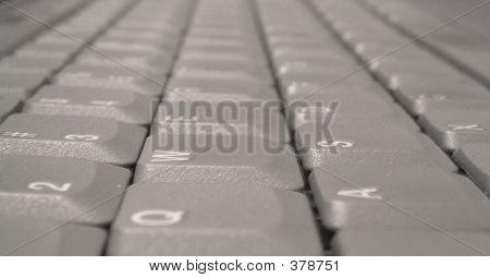 Keyboard Landscape
