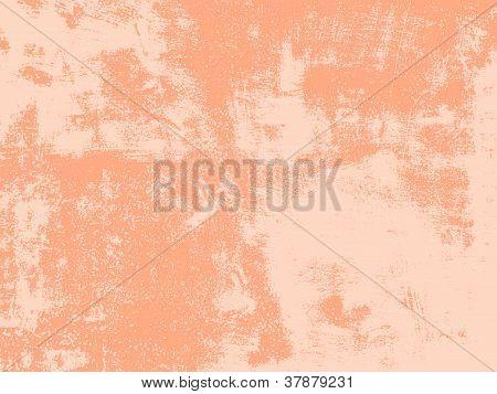 Peach Grunge Texture
