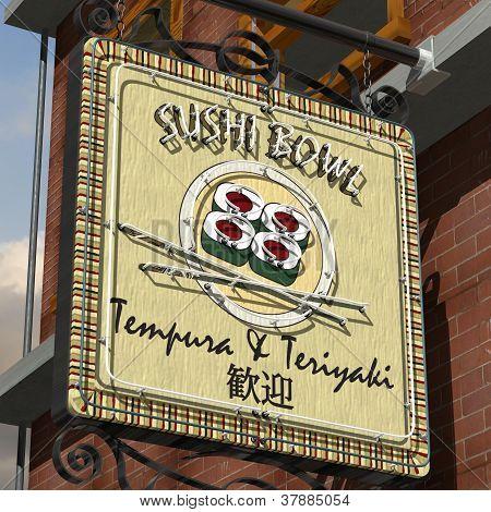 Sushi Bowl Restaurant