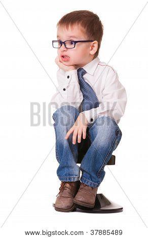 Very Angry Kid