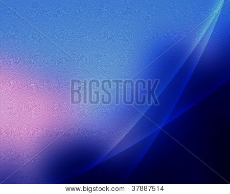 Textured Abstract Background in Blue and Pink