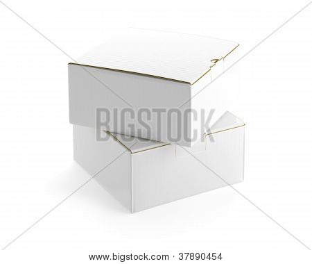 White box.