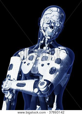 Robot X-ray