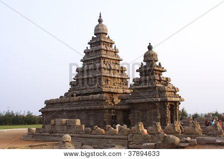 Seashore Temple, Mamallapuram,india