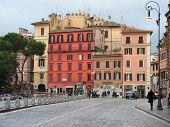 Roman Buildings poster