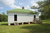 picture of slave-house  - The preserved slave - JPG