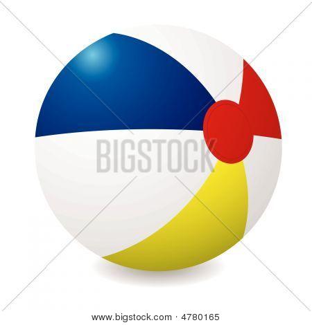 Bola de praia