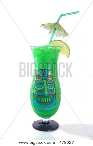 Lime Tropical Drink