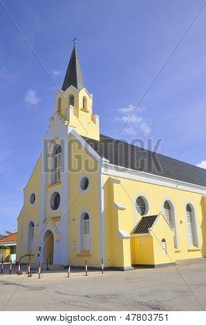 the Santa Ana Church
