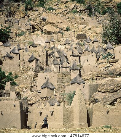 Dogon Dorf Yaye