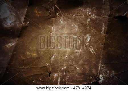 Old grunge cracked texture background