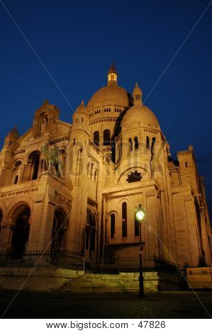 Mont Marte Cathedral