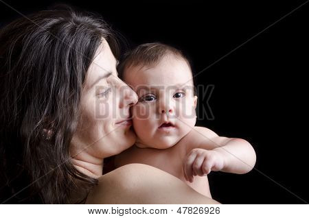 Mother Kiss