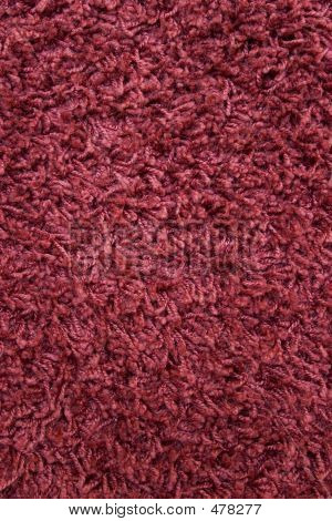 Red Shag Carpet