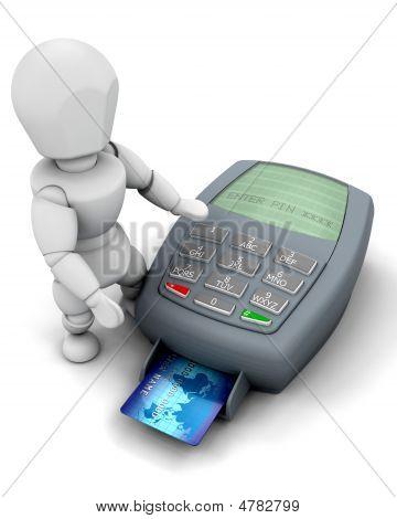 3D Kreditkartenzahlung