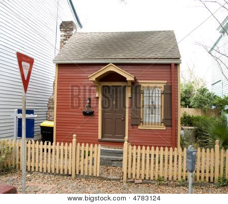 Old Small House
