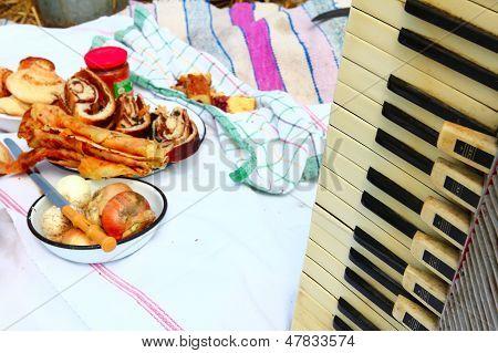 Breakfast like in old times