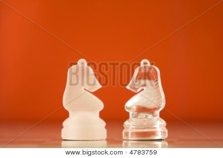 Horse Chess Combat