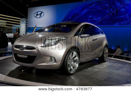 Hyundai I-mode Concept