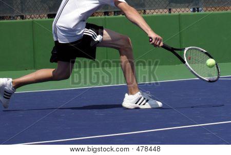 Tennis Back-hand