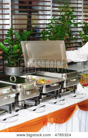 Chafing Dish Heater