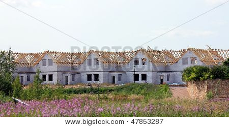 Construction Of Single-storey Houses