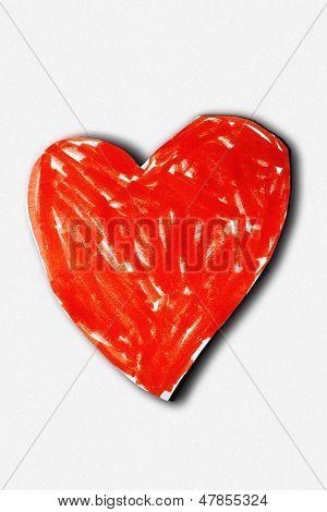 Child's Valentine Card