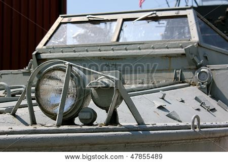 DUKW (Duck) Military Vehicle