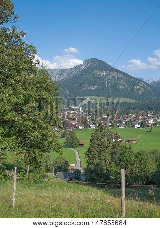 Oberstdorf,Allgau,Germany