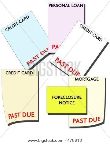 Bancarrota - deuda del consumidor