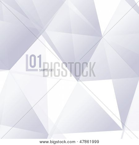 Abstract mesh background with circles, lines and shapes | EPS10 Futuristic Design