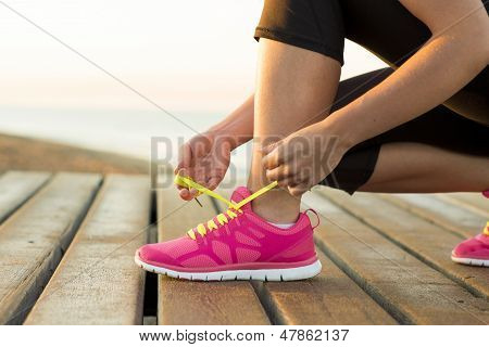 Outdoor runner