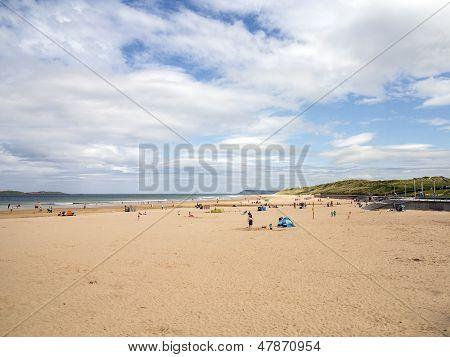 Portrush Beach Co.antrim