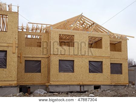 Construction Of A New Home