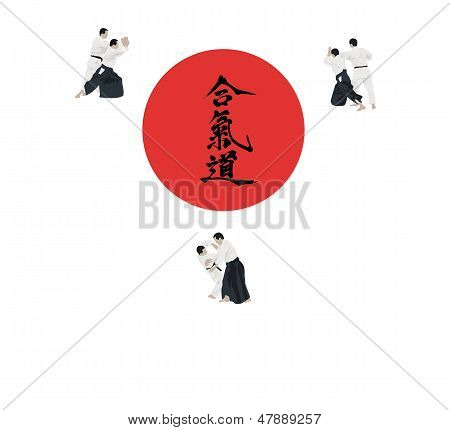 Illustration With The Aikido Image