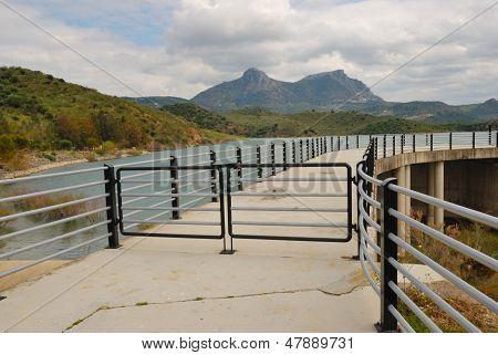 Bridge Lake Zahara