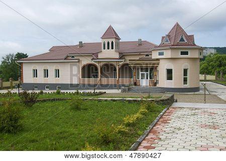 Modern New House