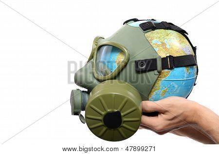 Global Earth Pollution