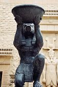 picture of isis  - The ancient Egyptian half God - JPG