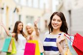 image of overspending  - shopping and tourism concept  - JPG