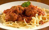 Spaghetti And Meatballs poster
