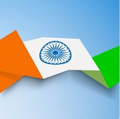 image of indian independence day  - Creative concept for Indian Independence Day and Republic Day - JPG