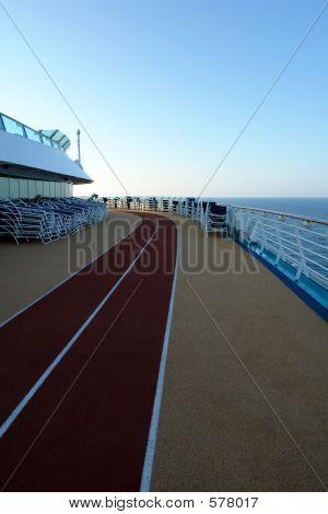 Cruise Ship  7 Am