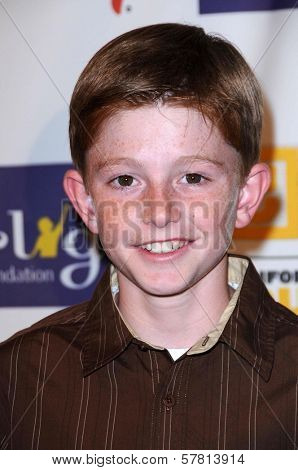 Zane Huett  at the Starlight Children's Foundation's 'A Stellar Night' Gala. Beverly Hilton Hotel, Beverly Hills, CA. 03-27-09