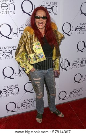 Patricia Field at Queen Latifah's Birthday Party presented by Cover Girl Queen Collection. Club Light, Hollywood, CA. 03-28-09