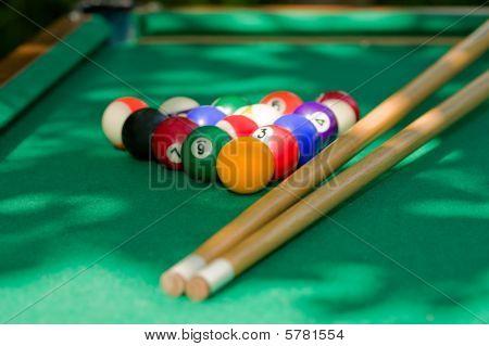 Mini Poolball