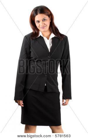 Glamorous Businesswoman