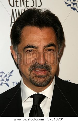 Joe Mantegna  at the 23rd Annual Genesis Awards. Beverly Hilton Hotel, Beverly Hills, CA. 03-28-09